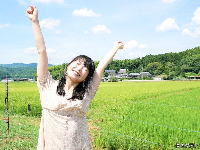 横山由依(AKB48)がはんなり巡る 京都 いろどり日記/第74回 森の京で非日常体験