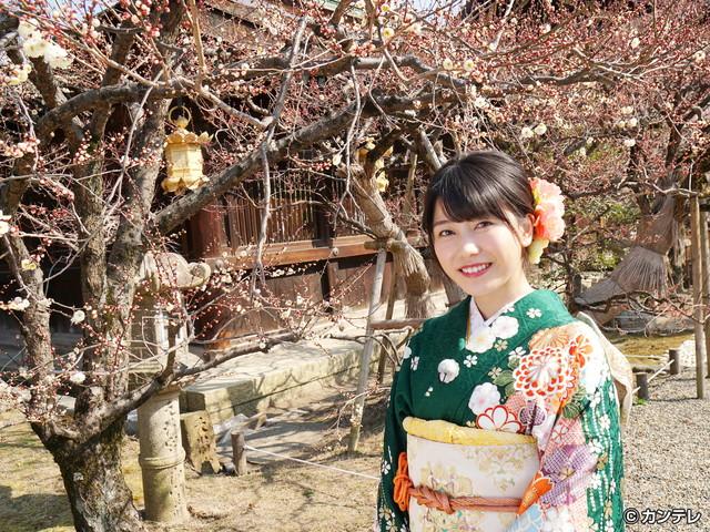 横山由依(AKB48)がはんなり巡る 京都 いろどり日記/第57回 学生の街 京の若人