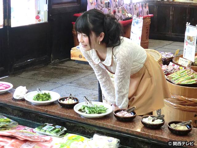 横山由依(AKB48)がはんなり巡る 京都 美の音色 /第7話 伝統を守る食の音色