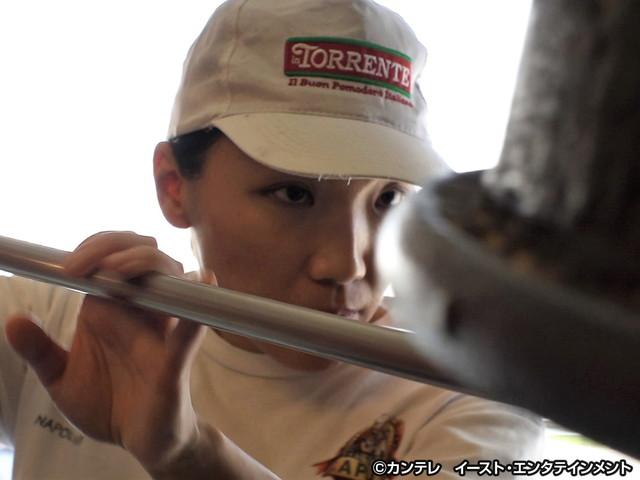 セブンルール/#58 世界3位のピッツァ職人!聖地が認めたマルゲリータはくっそウマい