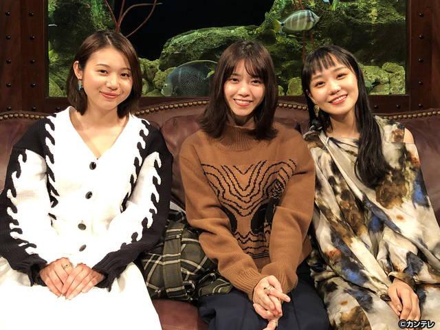 グータンヌーボ2/#44 金澤美穂×奈緒×西野七瀬