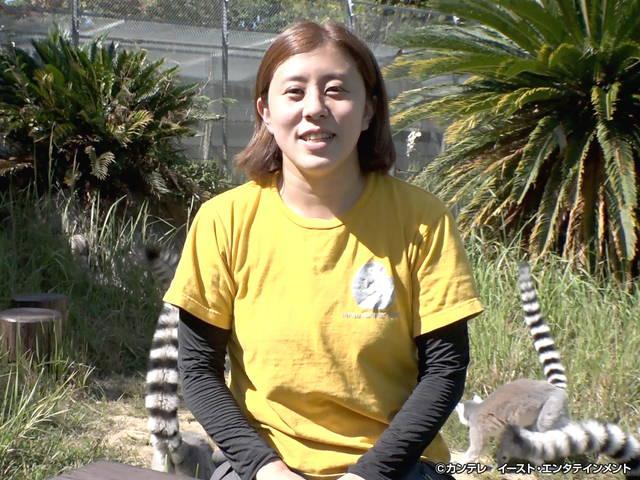 セブンルール/#169 霊長類専門動物園でサルたちと向き合う飼育員