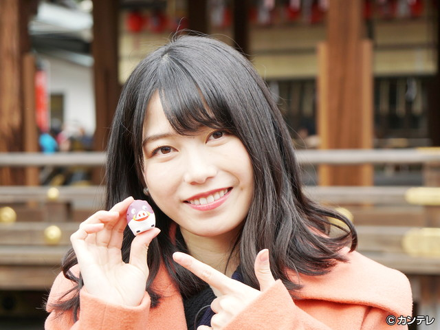 横山由依(AKB48)がはんなり巡る 京都 いろどり日記/第67回 2019年 京都の亥を探して上ガル下ル