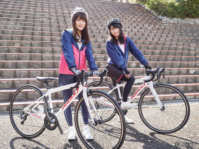 横山由依(AKB48)がはんなり巡る 京都 いろどり日記/第53回 ゆいはん&あんにん お茶の京都で茶いくる