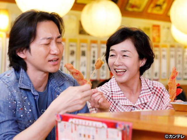 大阪環状線 Part4 ひと駅ごとのスマイル/Station1 新今宮駅 「串カツ情話」
