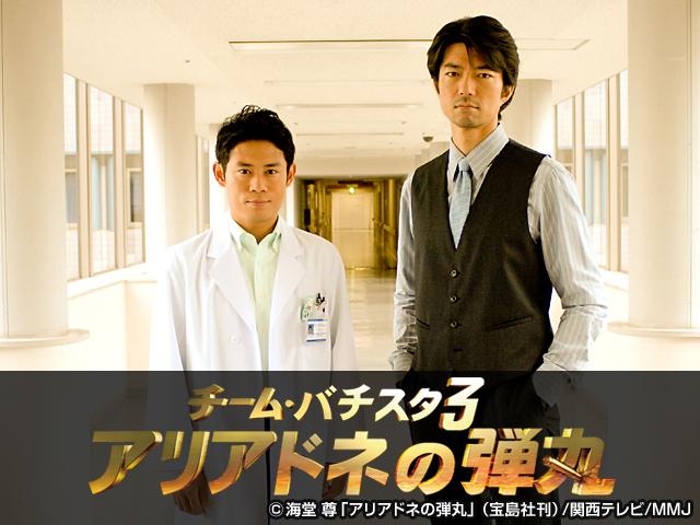 八巻薫/チーム・バチスタ3 アリアドネの弾丸
