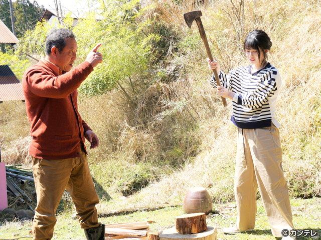 横山由依(AKB48)がはんなり巡る 京都 いろどり日記/第71回 新緑の京北で自然と暮らす人たち