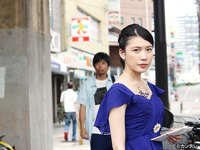 大阪環状線 ひと駅ごとの愛物語/Station3:大正駅「新しい海の出現」
