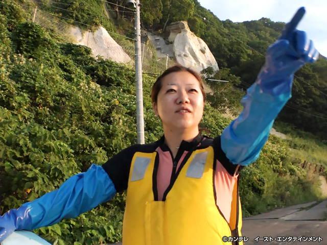 セブンルール/ #165 会社員から転身!極上のウニを獲る漁師