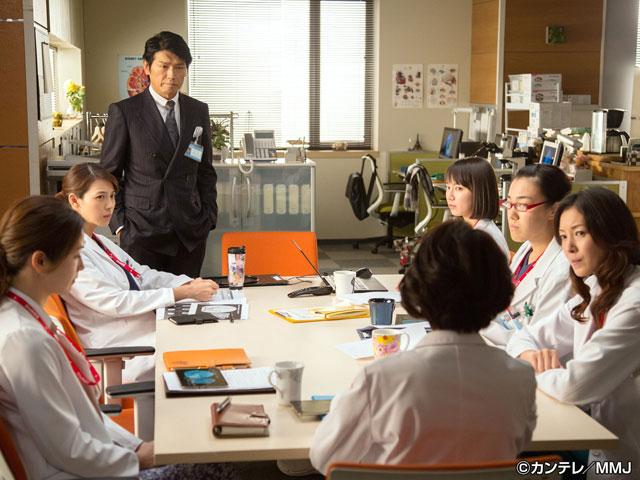 レディ・ダ・ヴィンチの診断/第10話 天才外科医ついに復活!