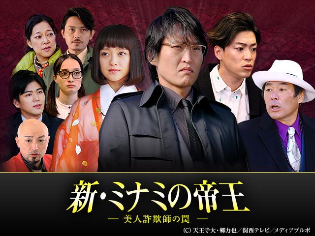新・ミナミの帝王/SPドラマ10 美人詐欺師の罠