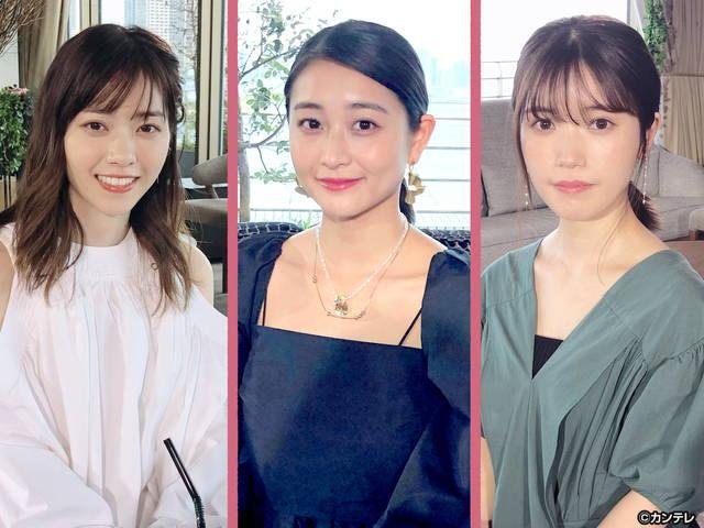 グータンヌーボ2/#125 美山加恋×和田彩花×西野七瀬