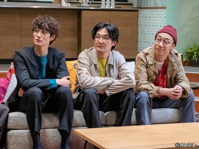 大豆田とわ子と三人の元夫/第5話 前編完結へ~三度目のプロポーズ【字】