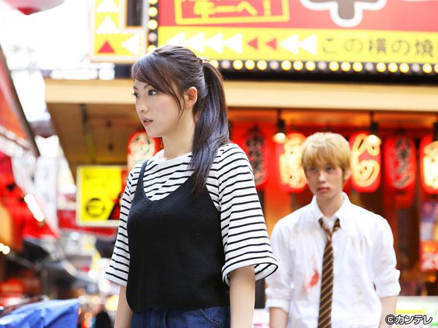 大阪環状線 ひと駅ごとの愛物語 Part2/Station1:鶴橋駅「優しい追跡者」
