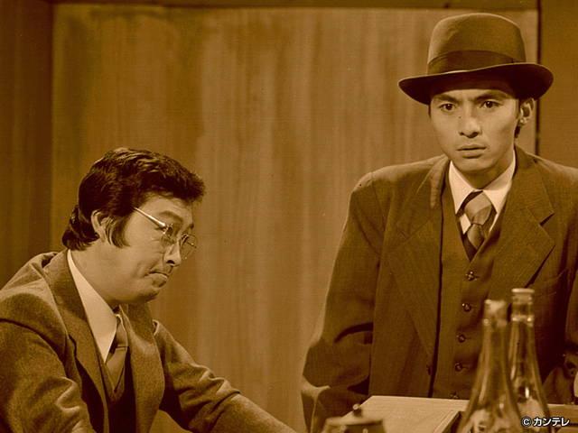 どてらい男/【立志編2】第26話 独立戦争