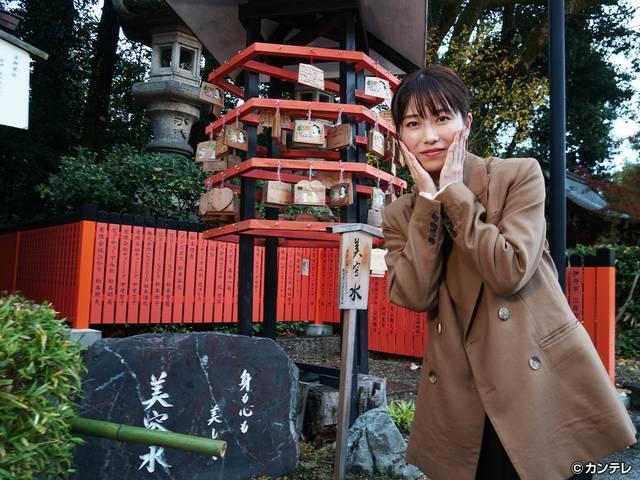 横山由依(AKB48)がはんなり巡る 京都 いろどり日記/第99回 錦秋の終わりに見た 京の宝物