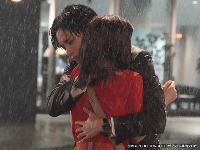 彼女はキレイだった/第6話 混乱する記憶と四角関係!雨の中の告白【字】