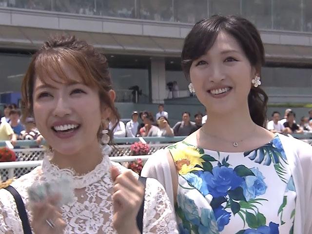 うまンchu/2019.6.15「馬券女王コンテスト2019 函館スプリントS(G3)」
