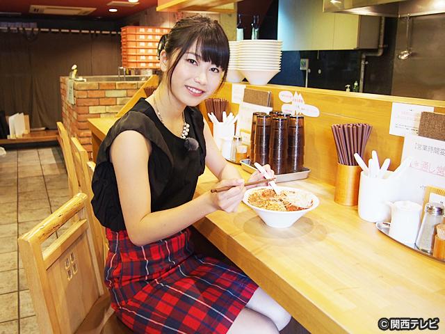 横山由依(AKB48)がはんなり巡る 京都 いろどり日記/第15話 謎の京都ラーメンを探す旅