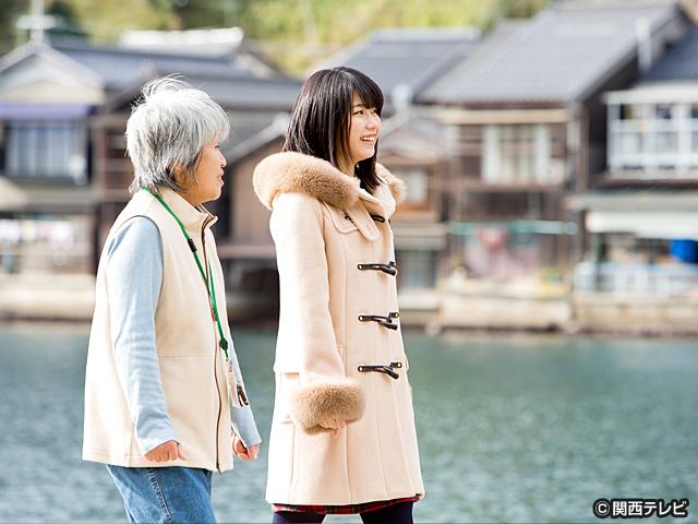 横山由依(AKB48)がはんなり巡る 京都 いろどり日記/第18話 海と共に暮らす京の人々