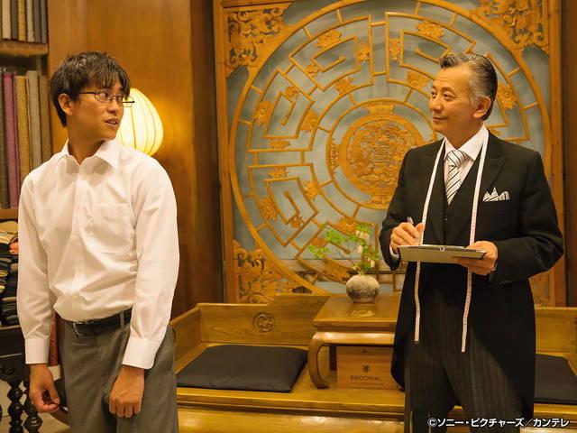 銀座黒猫物語#5 壹番館洋服店 編 2020/08/13放送分