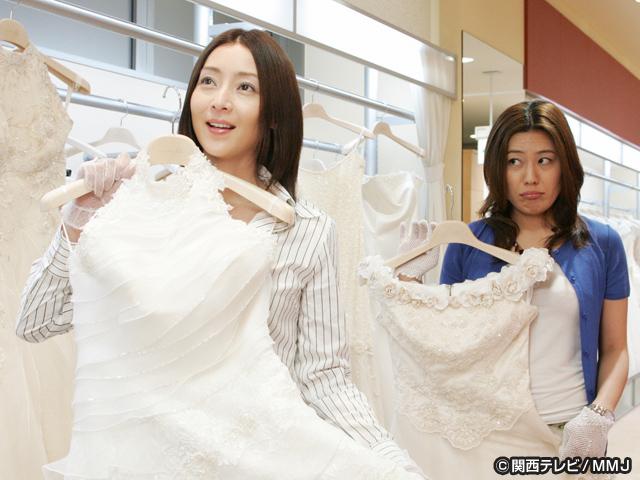 曲がり角の彼女/第10話 花嫁と千春の決意