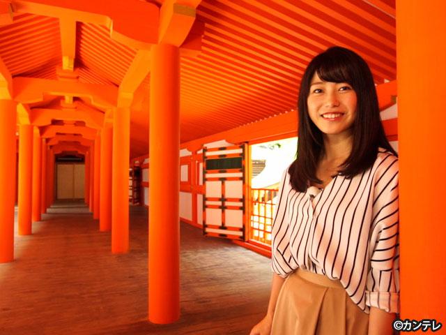 【会員無料】横山由依(AKB48)ちゃんロケ中オフショット/第25弾 八幡市お散歩編