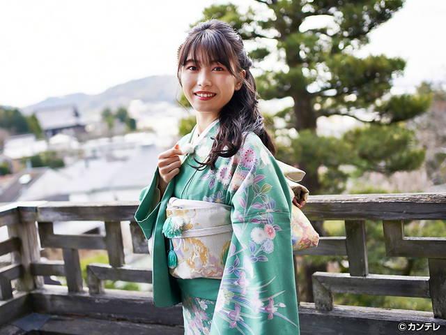 横山由依(AKB48)がはんなり巡る 京都 いろどり日記/第82回 隠れた桜の名所 吉田山