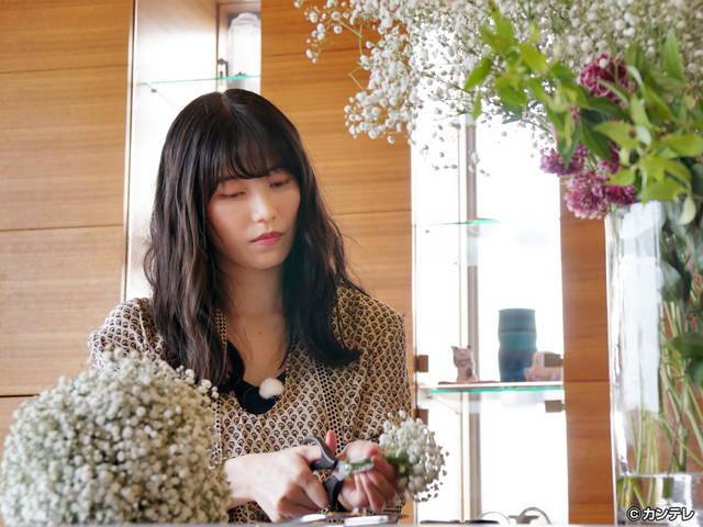 横山由依(AKB48)がはんなり巡る 京都 いろどり日記/第87回 花躍らせる 京の花結い師