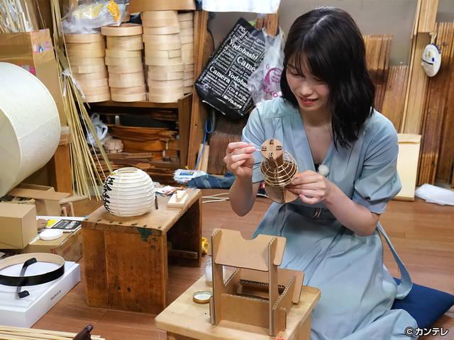 横山由依(AKB48)がはんなり巡る 京都 いろどり日記#90 京都を照らす新しい明かり 2020/08/02放送分