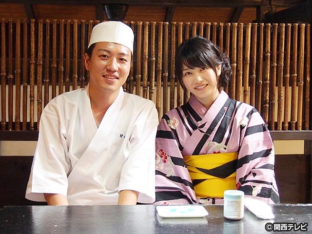 横山由依(AKB48)がはんなり巡る 京都 いろどり日記/第26話 京のお盆