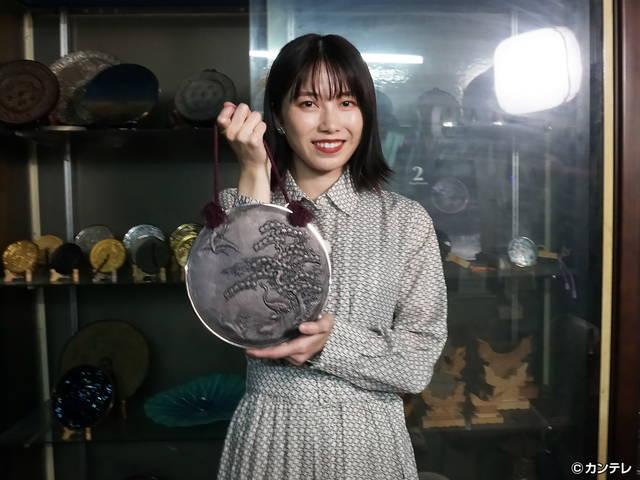 横山由依(AKB48)がはんなり巡る 京都 いろどり日記/第96回 日本で唯一の京の職人