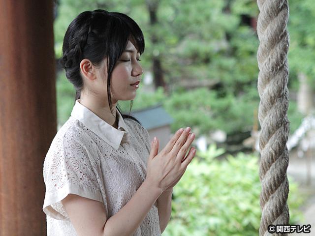 横山由依(AKB48)がはんなり巡る 京都 美の音色 /第1話 西陣・機織りの音