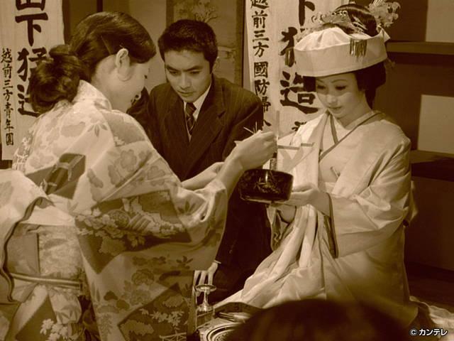 どてらい男/【立志編3】第40話 出征前夜
