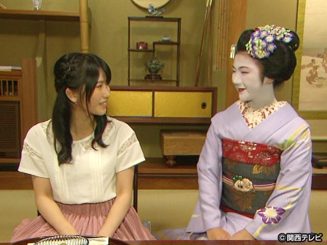 横山由依(AKB48)がはんなり巡る 京都 美の音色 /第3話 祇園・花街の優美な音色
